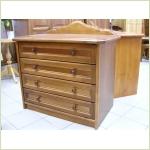 Мебель для детской - Комод 034 (массив сосны)