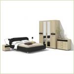Комплекты мебели для спальни - Спальня Эстетика 12.2 Ангстрем