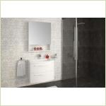 - Мебель для ванной комнаты Фьюжен 1 Ангстрем