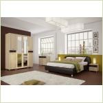 Комплекты мебели для спальни - Спальня Эстетика 4.2 Ангстрем