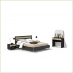 Комплекты мебели для спальни - Спальня Эстетика 14.1 Ангстрем