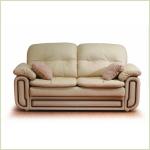 - Прямой диван «Адель Lux» - Формула Дивана