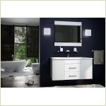 - Мебель для ванной комнаты Волна 2 Ангстрем