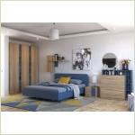 Комплекты мебели для спальни - Спальня Альфа 4 Ангстрем