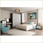 Комплекты мебели для спальни - Спальня Брио 2 Ангстрем