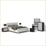Комплекты мебели для спальни - Спальня Брио 14 Ангстрем