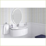 - Мебель для ванной комнаты Миракл 1 Ангстрем