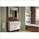 - Мебель для ванной комнаты Санрайс 2 Ангстрем