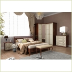Комплекты мебели для спальни - Спальня Адажио 2.3 Ангстрем