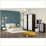 Комплекты мебели для спальни - Спальня Брио 1 Ангстрем