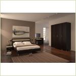 Комплекты мебели для спальни - Спальня Эстетика 5.2 Ангстрем