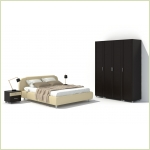 Комплекты мебели для спальни - Спальня Эстетика 9.1 Ангстрем