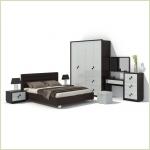 Комплекты мебели для спальни - Спальня Брио 12 Ангстрем