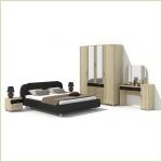 Комплекты мебели для спальни - Спальня Эстетика 10.2 Ангстрем