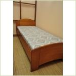 Мебель для детской - Кровать односпальная детская (массив сосны)