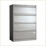 - Шкаф картотечный AMF-1391/4