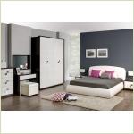 Комплекты мебели для спальни - Спальня Брио 3 Ангстрем