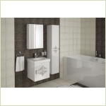 - Мебель для ванной комнаты Аккорд 1 Ангстрем