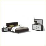 Комплекты мебели для спальни - Спальня Брио 19 Ангстрем