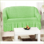 Чехлы на диваны ( 3х-местные) - Чехол на 3-х местный диван, цвет фисташковый
