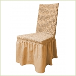 Чехлы на стулья - Чехол на стул, цвет Какао