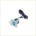 - Розетка USB Ангстрем