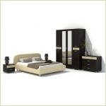 Комплекты мебели для спальни - Спальня Эстетика 12.1 Ангстрем