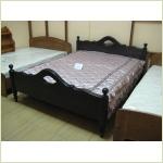 Мебель для спальни, кровати - Кровать из массива 2-х спальная