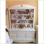 Мебель для детской - Стеллаж С701 (массив сосны)