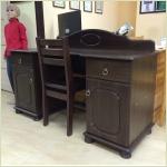 Мебель для детской - Стол компьютерный/письменный (массив сосны)