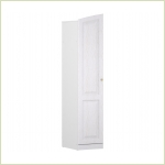 - Кристина СБ-1870 Шкаф для одежды левый