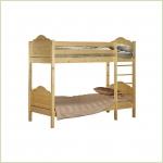 Мебель для детской - Кровать 2-ярусная К2 (массив сосны)