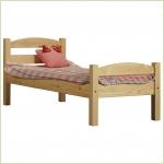 Мебель для детской - Кровать классик детская (массив сосны)
