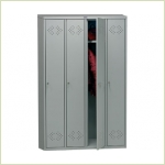 - LS(LE)-41. Шкаф для хранения одежды (локер).