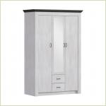 - Мишель СБ-2436 Шкаф 3-х дверный