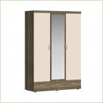 - Монако СБ-2144 Шкаф 3-х дверный