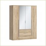 - Николь СБ-2595 Шкаф 4-х дверный