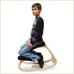 Детские кресла - SmartStool Balance (Тайвань) - ортопедический стул для детей (ростом от 130 см) и взрослых (до роста 190 см и весом до 100 кг)